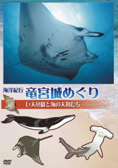 海洋紀行・竜宮城めぐり~VOL.3 巨大魚群と海の大物たち